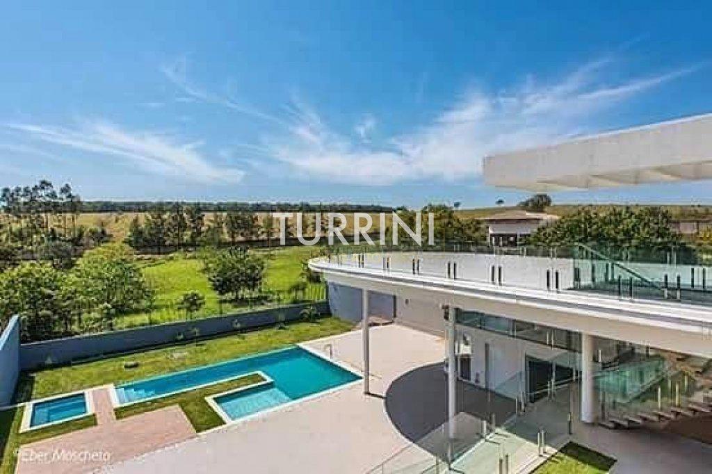 Casa alto luxo no condomínio Lago Sul Bauru-SP para venda
